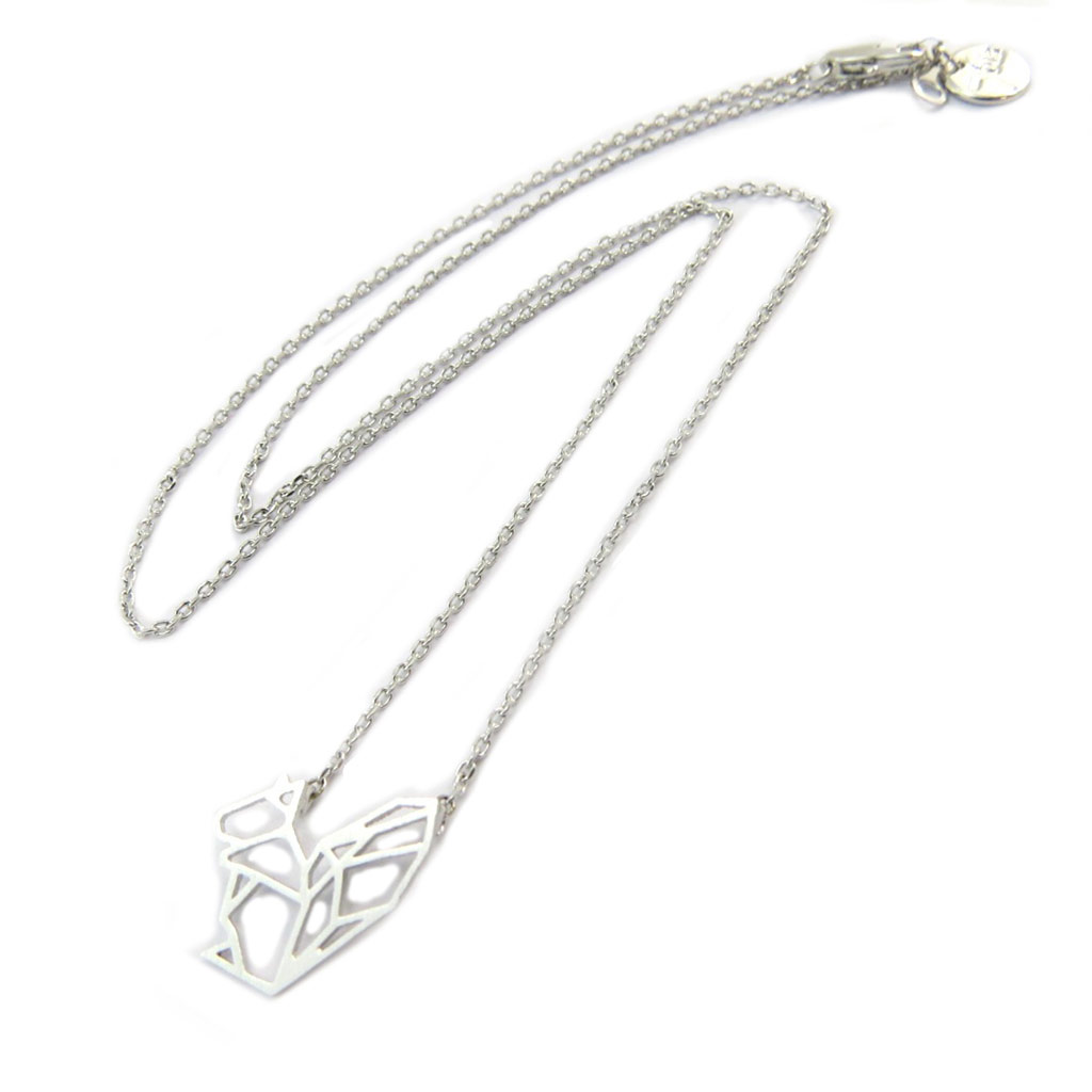 promo 36 percent p3904 collier artisanal origami